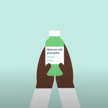 Prescription medicines info