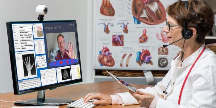 online video consultation with doctor